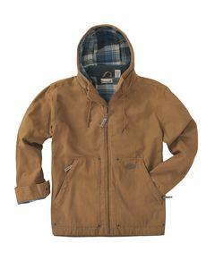 Backpacker BP7020T - Mens Tall Hooded Navigator Jacket