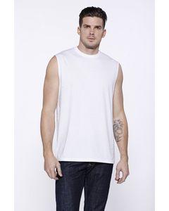 StarTee ST2150 - Mens Cotton Muscle T-Shirt