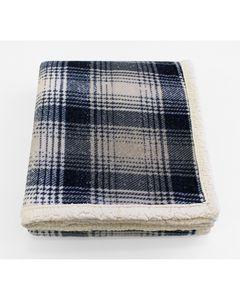 Kanata Blanket CTP5060 - Cottage Plaid Throw