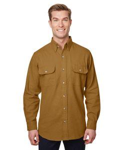Backpacker BP7090 - Mens Solid Chamois Shirt