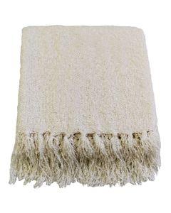 Kanata Blanket TUSCANY - Tuscany Bouclé Throw