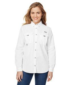 Columbia 7314 - Ladies Bahama™ Long-Sleeve Shirt