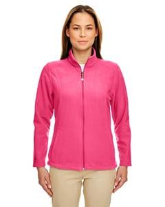 UltraClub 8498 - Ladies Microfleece Full-Zip Jacket