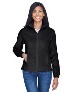 UltraClub 8481 - Ladies Iceberg Fleece Full-Zip Jacket