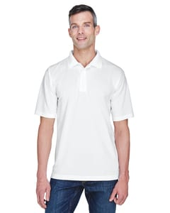 UltraClub 8445 - Mens Cool & Dry Stain-Release Performance Polo