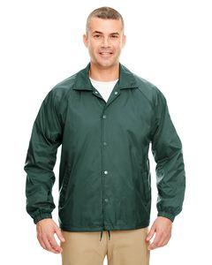 UltraClub 8944 - Adult Nylon Coaches Jacket