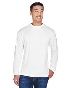 UltraClub 8401 - Adult Cool & Dry Sport Long-Sleeve T-Shirt