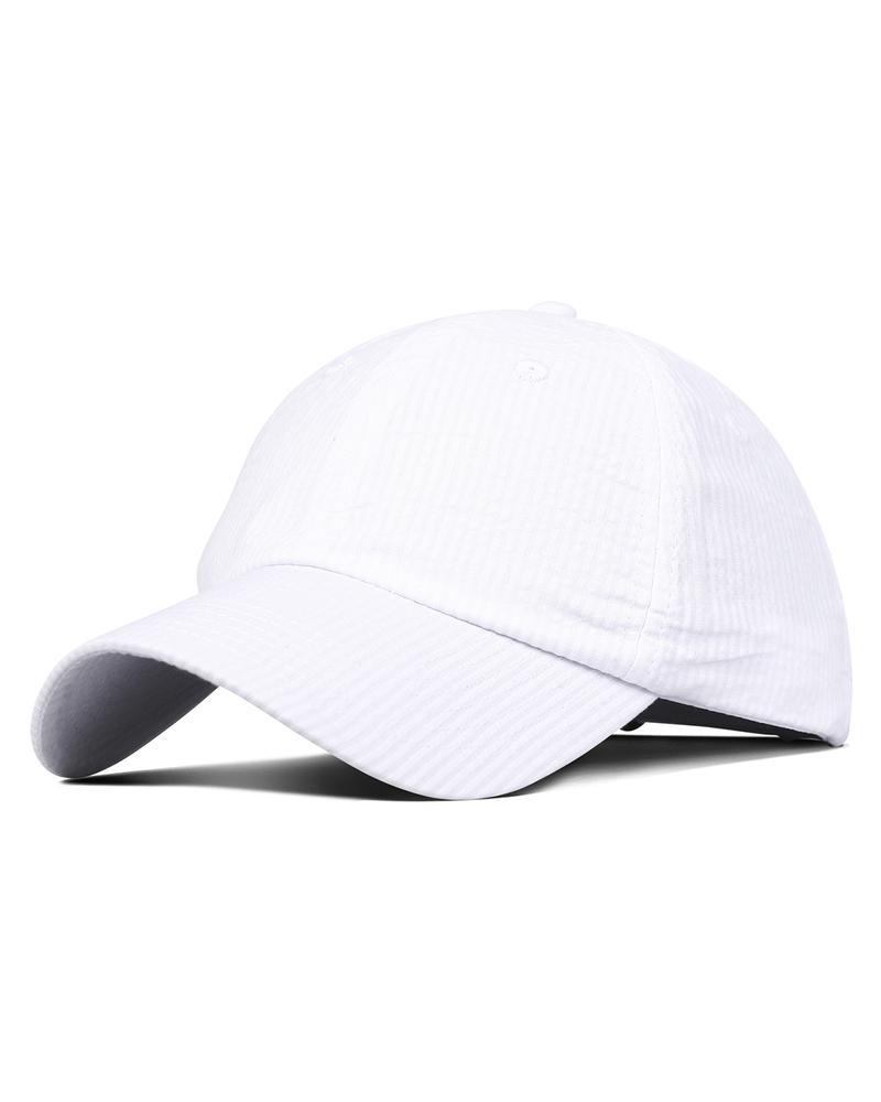 Fahrenheit F303 - Light Weight Cotton Seersucker Cap