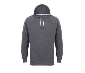 FRONT ROW FR832 - Sweat capuche french terry
