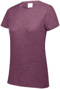 Augusta Sportswear 3067 - Ladies Tri Blend Tee
