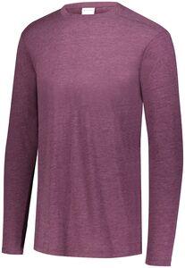 Augusta Sportswear 3075 - Tri Blend Long Sleeve Tee