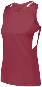 Augusta Sportswear 2437 - Girls Crossover Tank