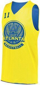 Augusta Sportswear 161 - Tricot Mesh Reversible Jersey 2.0