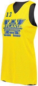 Augusta Sportswear 163 - Ladies Tricot Mesh Reversible 2.0 Jersey