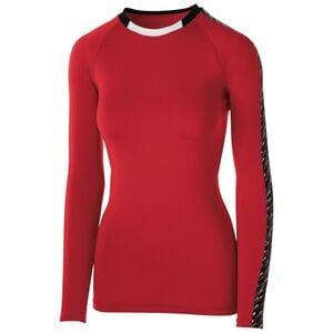 HighFive 342203 - Girls Spectrum Long Sleeve Jersey