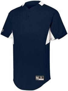 Holloway 221224 - Youth  Game7 Two Button Baseball Jersey