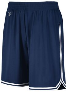 Holloway 224277 - Youth Retro Basketball Shorts
