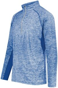 Holloway 222674 - Youth Electrify Coolcore® 1/2 Zip Pullover