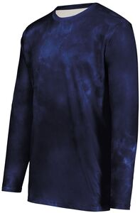 Holloway 222597 - Cotton Touch Poly Cloud Long Sleeve Tee