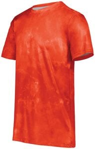 Holloway 222696 - Youth Cotton Touch Poly Cloud Tee
