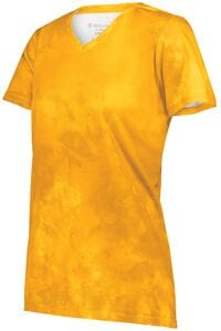 Holloway 222796 - Ladies Cotton Touch Poly Cloud Tee
