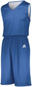 Russell 5R9DLB - Youth Undivided Solid Single Ply Reversible Jersey
