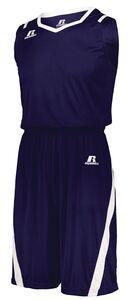 Russell 3B2X2M - Athletic Cut Shorts