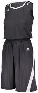 Russell 3B2X2X - Ladies Athletic Cut Shorts