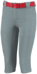 Russell 7S3DBG - Girls Low Rise Knicker Length Softball Pant