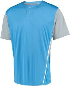 Russell 3R6X2M - Performance Two Button Color Block Jersey