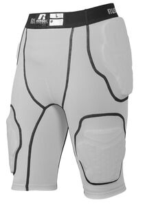 Russell RYIGR4 - Youth 5 Pocket Integrated Girdle