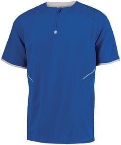 Russell 872RVB - Youth Short Sleeve Pullover