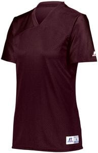 Russell R0593X - Ladies Solid Flag Football Jersey
