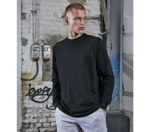 BUILD YOUR BRAND BYB003 - Sweat col rond