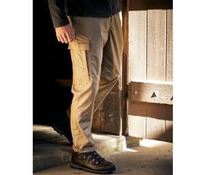 CRAGHOPPERS CEJ001 - Pantalon polycoton en polyester recyclé