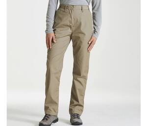 CRAGHOPPERS CEJ002 - Pantalon polycoton femme en polyester recyclé