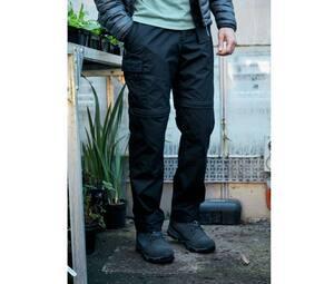 CRAGHOPPERS CEJ005 - Pantalon de travail 2 en 1 homme