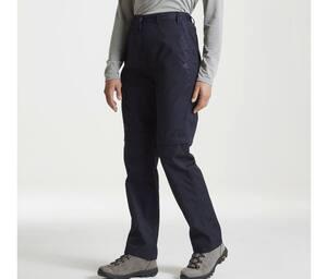 CRAGHOPPERS CEJ006 - Pantalon de travail 2 en 1 femme