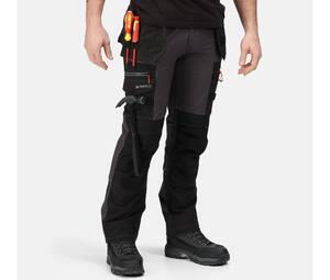 REGATTA RGJ393 - Pantalon de travail stretch