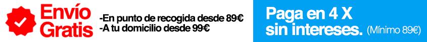 Envío gratis más de 99€ compras